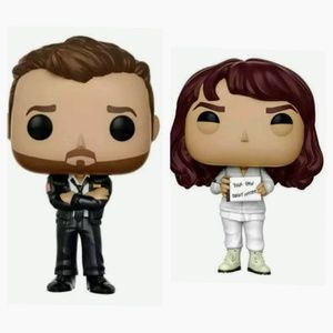 Funko Other - FunkoPop! TV: The Leftovers Kevin 463 & Patti 464